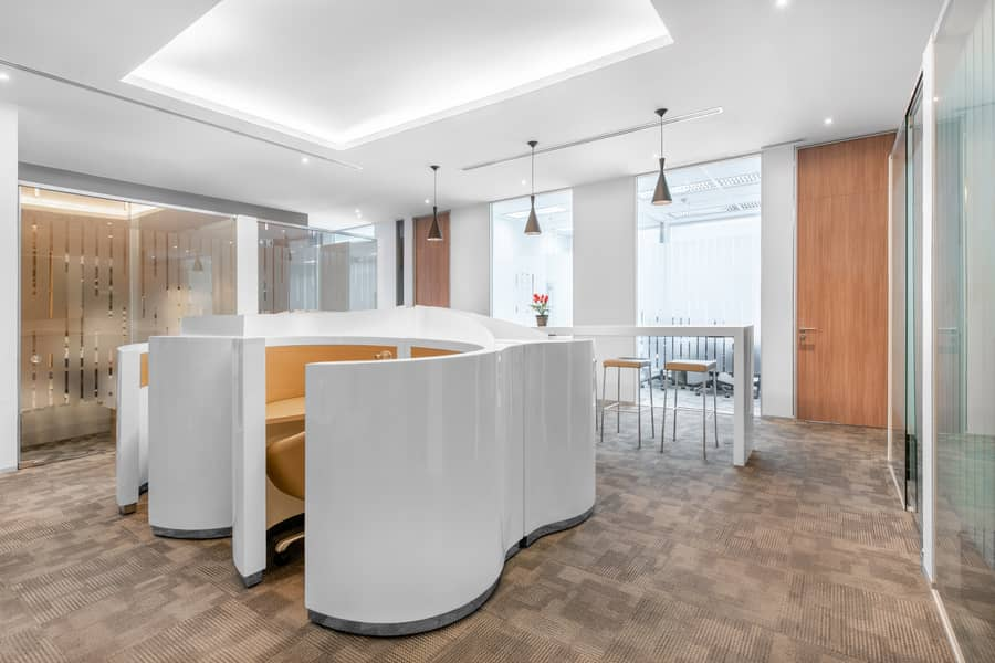 Work from a professional workspace that's closer to you
