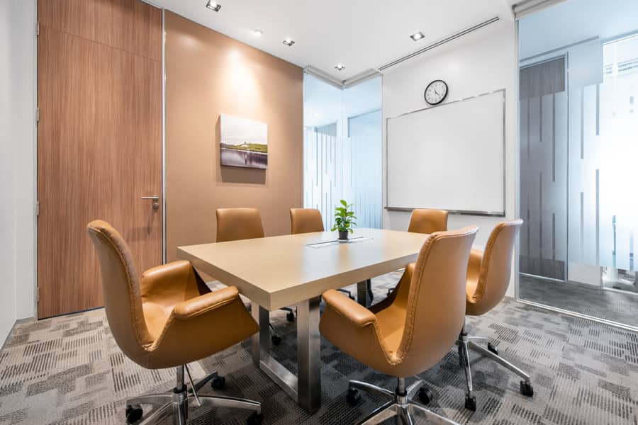Ready-to-use office space to accommodate a growing team of up to 10