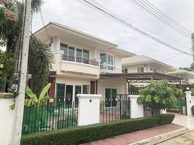 4 Bedroom Home for Sale in Mueang Samut Sakhon, Samutsakhon - Single house Supalai 65 sq m, air-conditioned kitchen, very wide, ready to move in, 4 bedrooms, 3 bathrooms