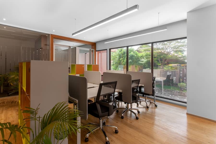 Access inspiring coworking space near you