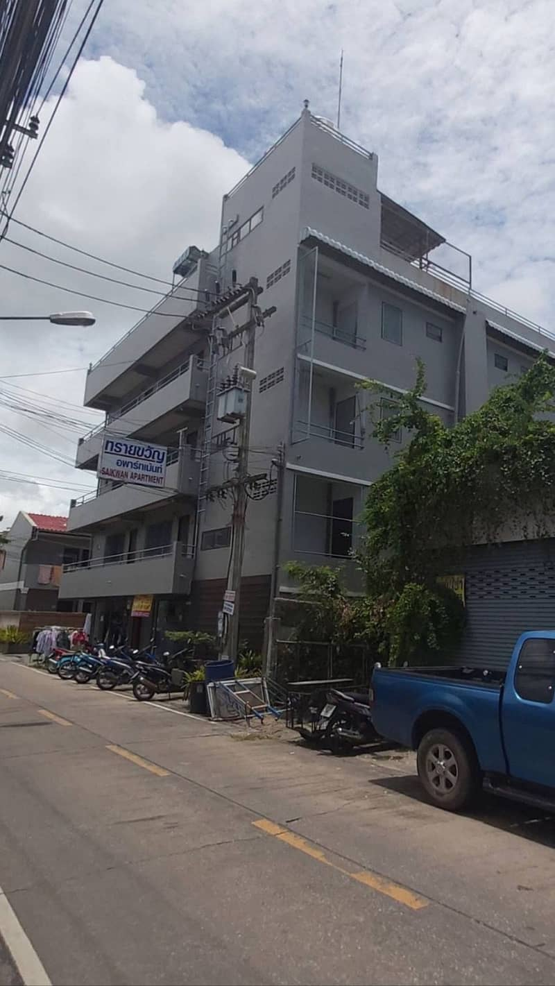 Apartment for sale, good location, worth investing in, soi hundred after the city of Pattaya