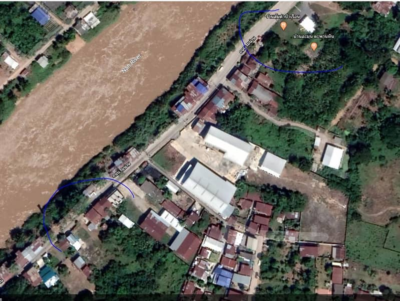 Land for rent in Taphan Hin Municipality