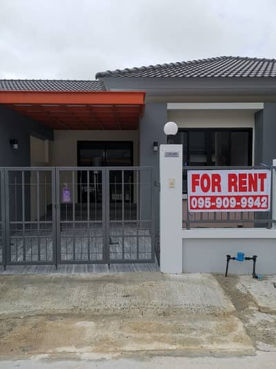 2 Bedroom Townhouse for Rent in Thalang, Phuket - Townhouse ready