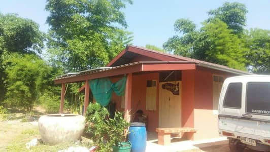 1 Bedroom Home for Sale in Sikhio, Nakhonratchasima - Ready to sell house.