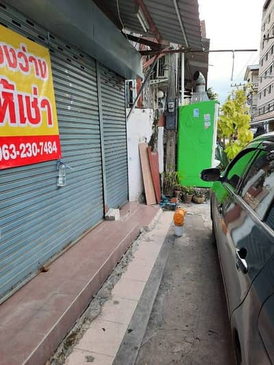 Commercial Space for Rent in Lam Luk Ka, Pathumthani - Quick shop for rent, Soi Phaholyothin 85, next to Soi Muang Ake