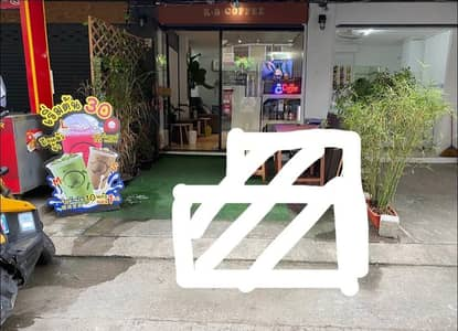 Commercial Space for Rent in Mueang Chiang Mai, Chiangmai - Storefront area