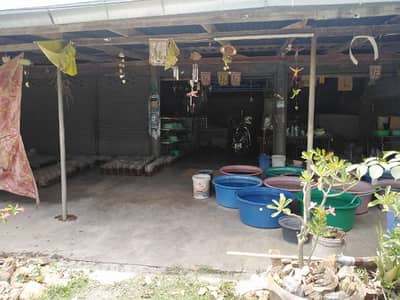 1 Bedroom Home for Sale in U Thong, Suphanburi - Home owners sell by themselves Call. 098-8505948 Single-storey house 92 square meters.