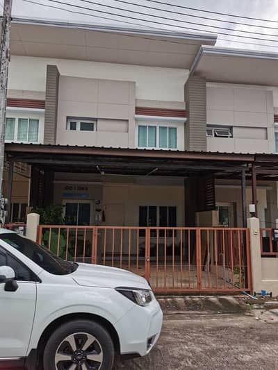 3 Bedroom Townhouse for Sale in Thalang, Phuket - Two-story townhome for sale