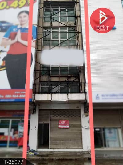 Sell / rent commercial buildings, 21.7 square meters, Suksawat Road, Phra Pradaeng, Samut Prakan.