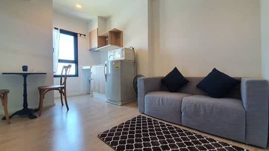 1 Bedroom Condo for Sale in Mueang Chiang Mai, Chiangmai - escent condo 1.999 million, ready to transfer on the 22nd floor, very beautiful view, brand new room