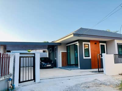 3 Bedroom Home for Sale in Mueang Udon Thani, Udonthani - Sell a new single-family house, Ban Thon Soi.