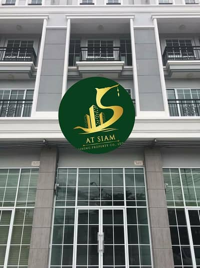 Commercial Building for Rent in Bang Na, Bangkok - Commercial building for rent, The Master Udomsuk project, in the heart of the city 0646654666.