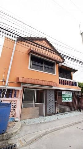 House for sale with 13 rooms for rent, 45 sq m, Thanyaburi, near Rangsit Road, Pathum Thani