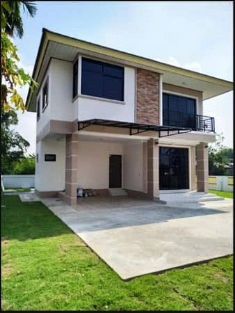 3 Bedroom Townhouse for Sale in Nong Ki, Buriram - Urgent sale, house dropped, booked for sale below the appraisal price, Nong Ki District, Buriram Province