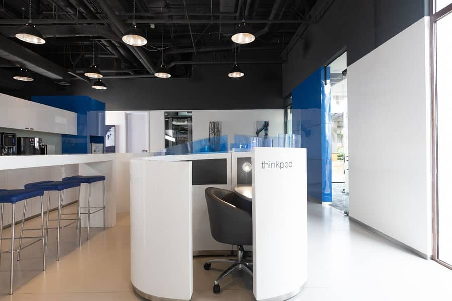 Access office space how and when you need it