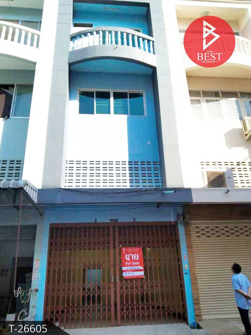 Commercial buildings for sale area 15.0 square meters, Bang Bua Thong, Nonthaburi.