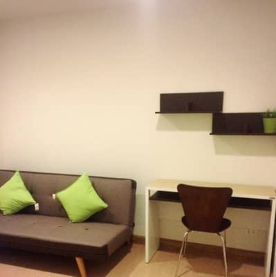 1 Bedroom Condo for Rent in Mueang Samut Prakan, Samutprakan - Condo for rent, Unio Sukhumvit 72, 8th floor, near BTS Bearing, only 400 meters, ready to live, cheap price, new room, fully furnished.