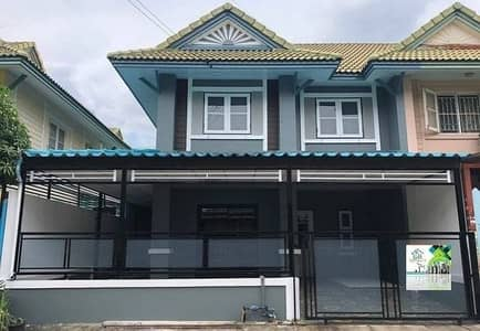 3 Bedroom Townhouse for Sale in Khlong Luang, Pathumthani - 2 storey Townhouse for sale, Pruksa 13 Village, Rangsit, property code RH3103.