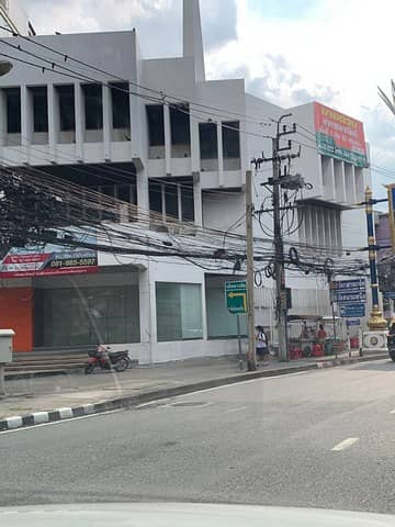 Office for Rent in Pak Kret, Nonthaburi - Office for rent  : Pak Kret Intersection  Nonthaburi