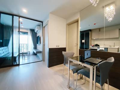 2 Bedroom Condo for Rent in Lat Phrao, Bangkok - Condo for rent, Life Ladprao, next to BTS Ladprao and Ladprao intersection, size 35.83 sqm. , 25th floor, Building B, near Central Ladprao.