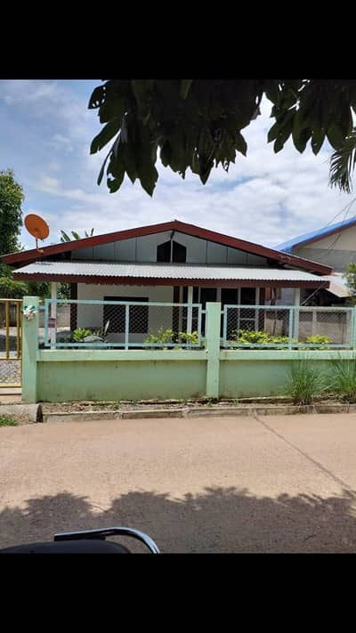3 Bedroom Home for Sale in Si Chomphu, Khonkaen - House for sale, tambon pink, pink district, khon kaen