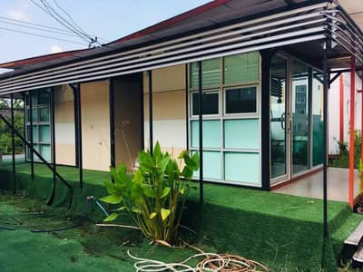 Office for Sale in Khlong Luang, Pathumthani - Land for sale with office work.