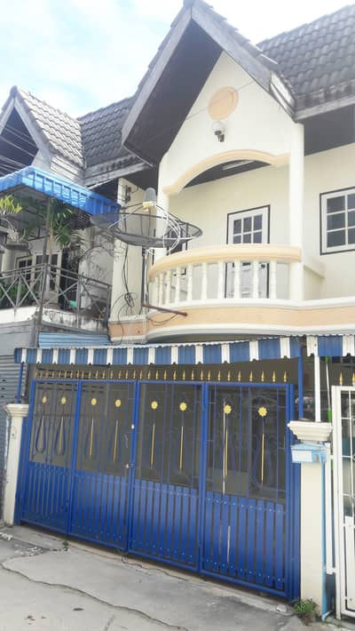 2 Bedroom Townhouse for Sale in Mueang Nakhon Ratchasima, Nakhonratchasima - 2 storey townhouse for sale, 2 bedrooms, 2 bathrooms