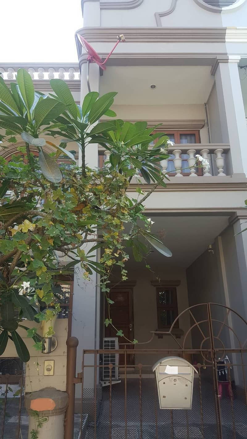 LTH2686 – House FOR RENT in Onnut area 3 beds 2 baths size 27.7 Sq. W. Near BTS Onnut station ONLY 25k/Month