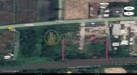 Land FOR SALE in Lam Luk Ka area size 8.3475 Rai  ONLY 96.239 MB
