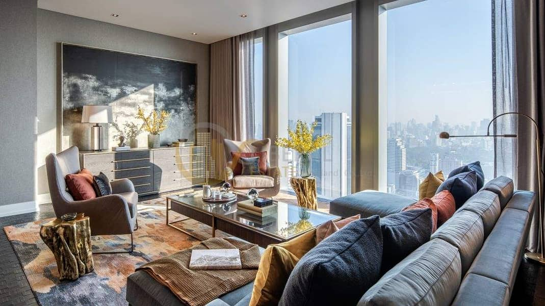 LTH1461 – Very Luxury and beautiful Condo The Ritz-Carlton Residences Near BTS Saladeang Station ONLY 118 MB