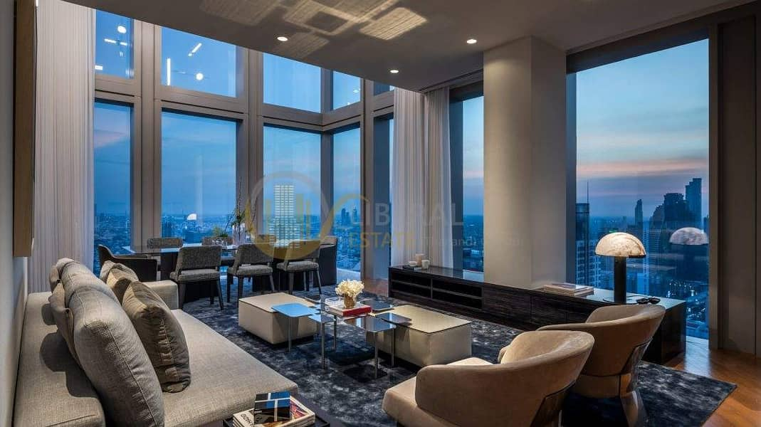 LTH1459 – Very Luxury and beautiful Condo The Ritz-Carlton Residences Near BTS Saladeang Station ONLY 119 MB