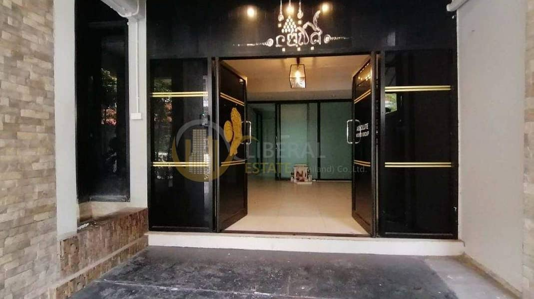 Homeoffice FOR SALE in Thonglor area size 300 Sq. M. BTS Thonglor station ONLY 28 MB