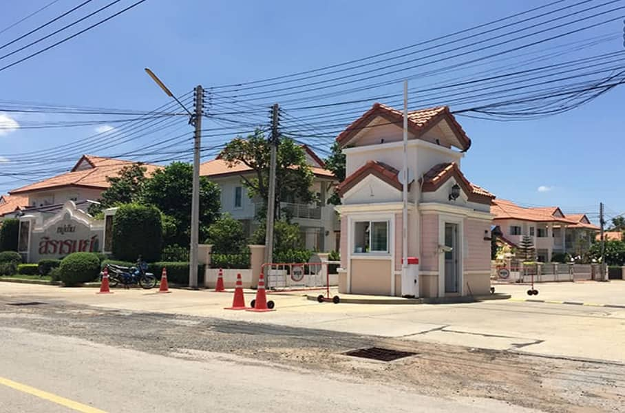 For Sale *Single-storey house, 89 square wa. Sirarom Village, 2-Hua Talay-Marueeng Korat project
