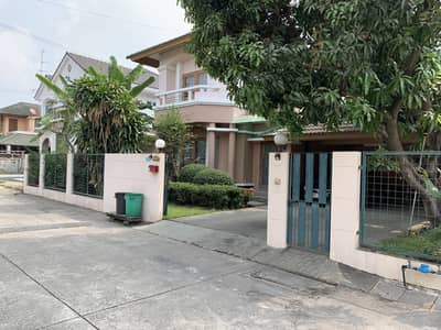 4 Bedroom Home for Sale in Bueng Kum, Bangkok - Single house for sale, Sunrise Green, Nawamin, opposite Tesco Lotus, head office,  navamin road, outstanding location, cheapest price in the project