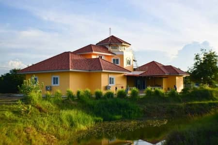 5 Bedroom Home for Sale in Phon, Khonkaen - House for sale, size 324 square wah, very new with land size 16.5 rai, Phon District, Khon Kaen