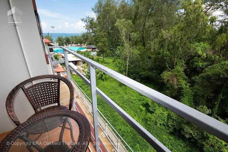 Great opportunity to become the owner of two beach condo next to each other at Mae Phim Beach