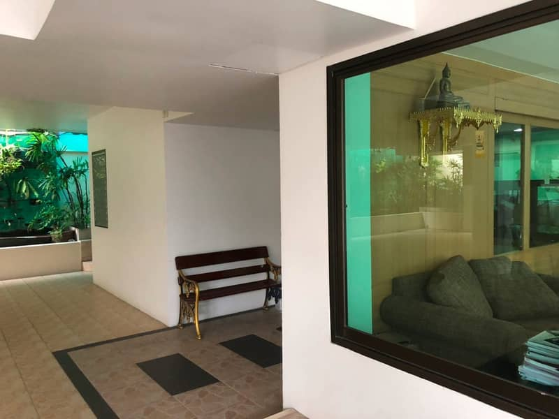 Serviced Apartment Phaholyothin, Ministry of Finance