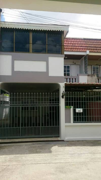 3 Bedroom Home for Rent in Mueang Chon Buri, Chonburi - Houses for rent in Mueang Chon Buri Near the city hall