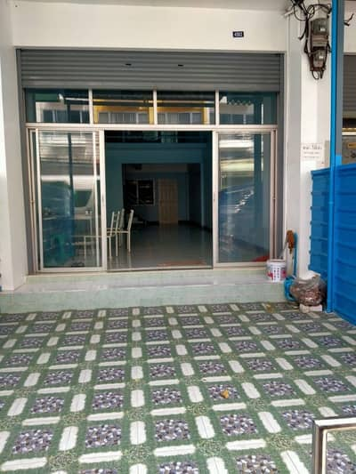 Commercial Building for Rent in Bang Bo, Samutprakan - 4-storey commercial building for sale, 21 Trw Bang Bo.
