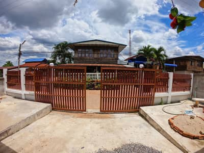 3 Bedroom Home for Sale in Wang Saphung, Loei - 2-storey house