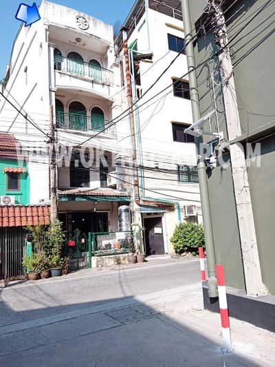 Commercial Building for Sale in Mueang Nonthaburi, Nonthaburi - อาคารพาณิชย์ 4 ชั้น ม. แสนสุข ซ. ประชาชื่น-นนทบุรี