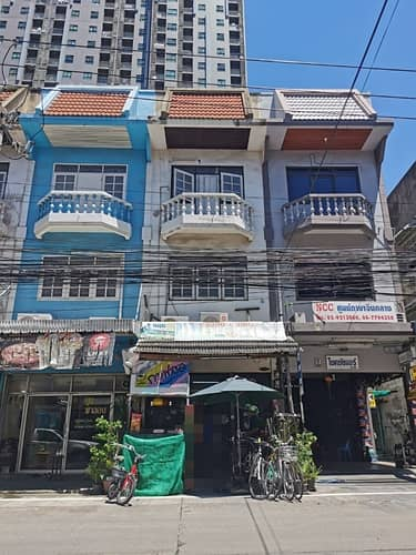 NH_01034 Commercial building for sale Rattanathibet Bang Bua Thong near Central Westgate