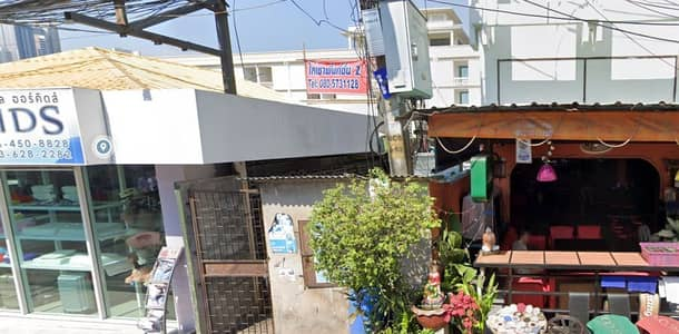 Commercial Building for Rent in Bang Lamung, Chonburi - Space for rent in Na Kluea Soi 18, Pattaya