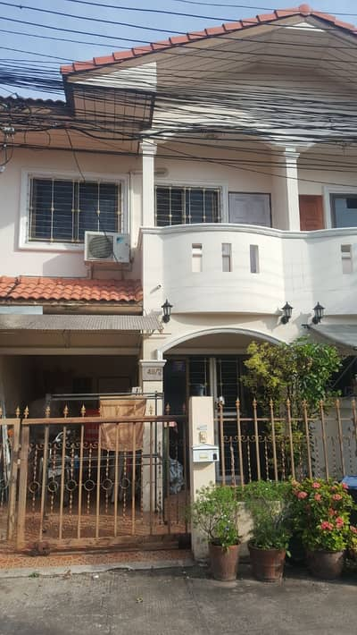 3 Bedroom Townhouse for Sale in Mueang Nakhon Ratchasima, Nakhonratchasima - Townhouse