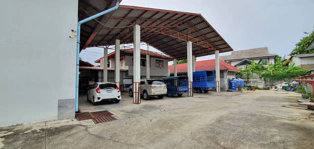 Factory for Sale in Bang Kruai, Nonthaburi - Warehouse for sale 313 sq. wa. 600 m. From Bang Si Thong intersection, Rama 5