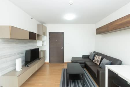 1 Bedroom Condo for Sale in Bang Sue, Bangkok - New Condo 1BR 45Sqm Fully furnished, Near MRT and completed set of facilities.