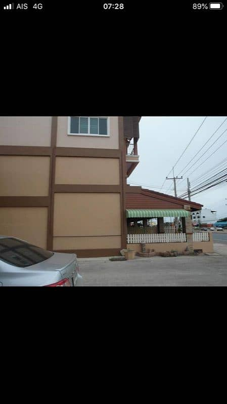 3-storey commercial building for sale