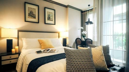 1 Bedroom Condo for Rent in Pathum Wan, Bangkok - Condo for rent: The Reserve Kasemsan 3, near BTS National Stadium The rooms are beautifully decorated, elegant, elegant.