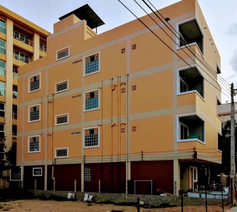 Selling new apartments. In the heart of Pattaya People full of all rooms.