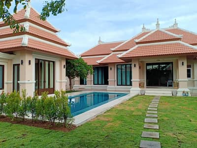3 Bedroom Home for Rent in Ban Chang, Rayong - Pool Villa for Rent